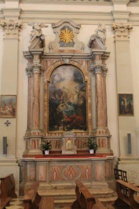 Altare dello spirito Santo