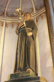 Altare S.Antonio particolare.